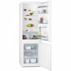 Combina frigorifica incorporabila AEG SCS51800S1 Clasa A + 277 litri H 178