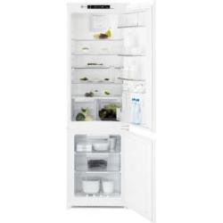 Combina frigorifica incorporabila Electrolux ENN2853COW 263 l Clasa A+