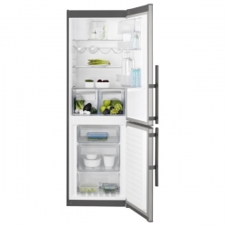Combina frigorifica Electrolux EN3453MOX Clasa A++ 318 l 185 cm